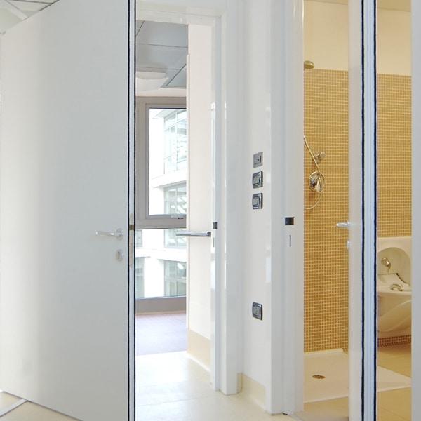 דלתות נגישות - ERGON איטליה