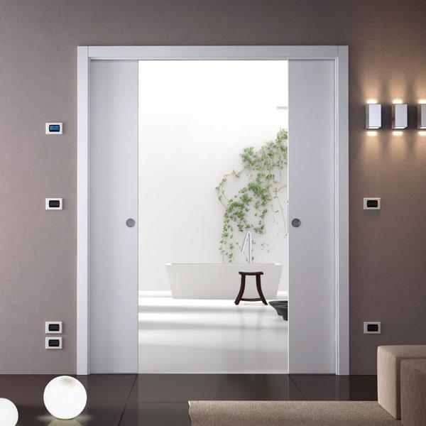 דלתות קו קיר ודלתות כיס – ECLISSE איטליה