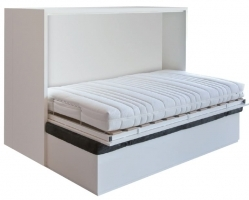 מיטה/ספה מתקפלת ללא מזרן