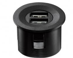 מטען USB שקוע