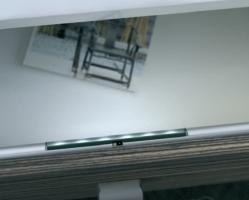 תאורה נטענת USB עם סנסור 300 ממ