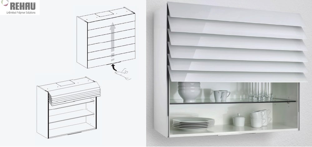 שונות קלפה זכוכית למטבח | קלפות למטבח מזכוכית I ארון חשמלי למטבח - ח.ג.סחר DL-03