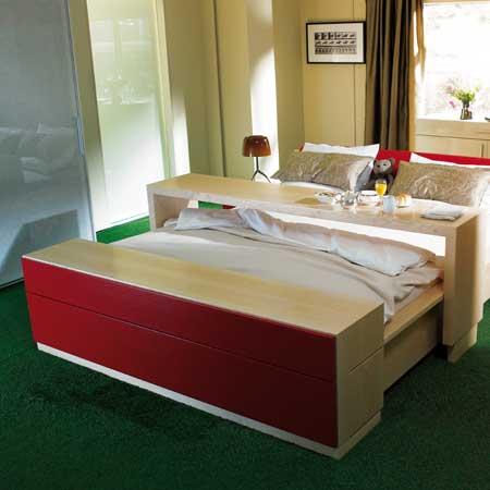 מיטות ומנגנונים למיטות