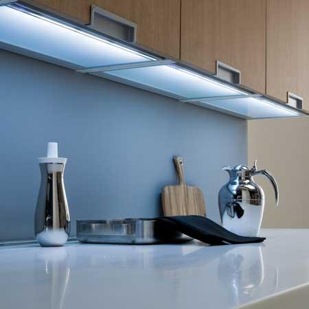 תאורה למטבחים וריהוט
