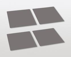 סט 4 שטיחים מגנטים נגד החלקה למגי'ק קורנר FIORO