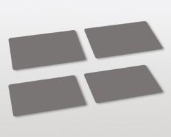 סט 4 שטיחים מגנטים נגד החלקה PEGASUS