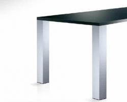 """רגל שולחן 100/100 גובה 705 מ""""מ"""