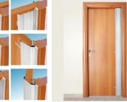 מגן אצבעות לדלת