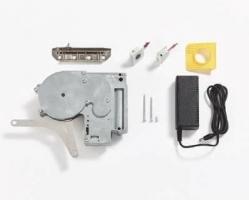 סט חשמלי לפרי פלאפ (מנגנון + כיסוי + כבל חשמל)
