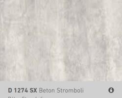 משטח עב D1274SX STROMConcrete 2800X2070X12.4 CDF